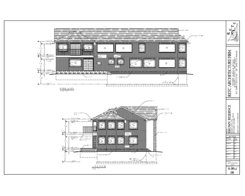 CAD DRAWINGS CONNOR 39 S Design Portfolio